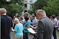 Hannover Neustädter Kirchhof Schweigeminute 1. August 2014 e.jpg