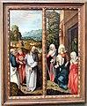 Hans schäufelein, commiato di cristo da maria, 1504-05 ca.JPG