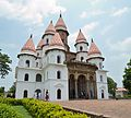 Hanseswari Mandir - South-west View - Bansberia Royal Estate - Hooghly - 2013-05-19 7513-7514.JPG