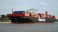 Hapag-Lloyd Antwerpen Express ausgehend Hamburg, Elbe abwärts - August 2013.png