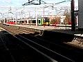 Harrow and Wealdstone station, Class 350 train leaving - geograph.org.uk - 1736274.jpg