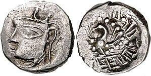 Harshavardhana Circa AD 606-647.jpg