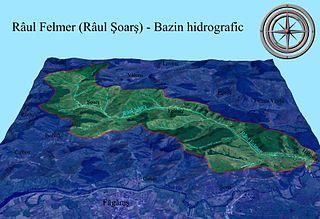 Felmer River river in Romania
