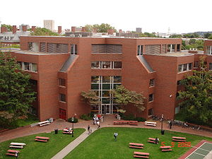 John F. Kennedy School of Government - Littauer Building