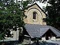 Hautes-Alpes Abbaye Boscodon Eglise Porche 13072014 - panoramio.jpg