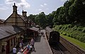 Haverthwaite railway station MMB 09.jpg