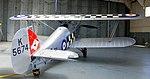 Hawker Fury Mk.I, Imperial War Museum, Duxford, May 19th 2018. (45800274145).jpg