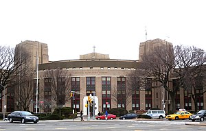 Cardinal Hayes High School - Image: Hayes HS 650 GC jeh