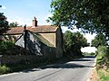 Heading west on the B1354 (Coltishall Road) - geograph.org.uk - 548660.jpg