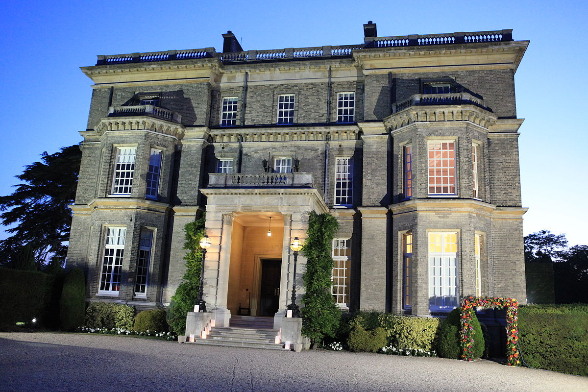 Hedsor house wedding capacity building
