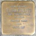 Heidelberg Clara Freund geb. Dornberger.png