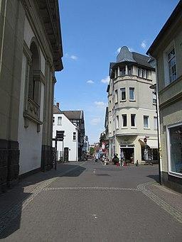Heilige-Geist-Straße in Recklinghausen