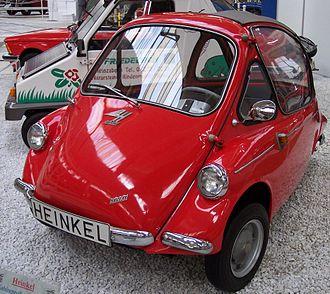 Heinkel - Heinkel Kabine
