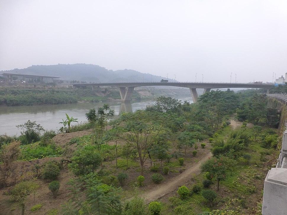 Hekou-Kim Thành border crossing - P1380333