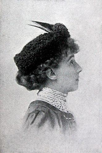 Helen Maud Holt - 1895 Trip to America