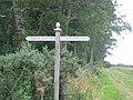 Helpful sign. - geograph.org.uk - 46548.jpg