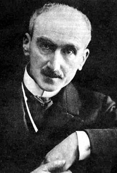 Henri Bergson 1927.