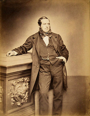 Henri Rivière (naval officer) - Henri Rivière by Antoine Samuel Adam-Salomon circa 1859.