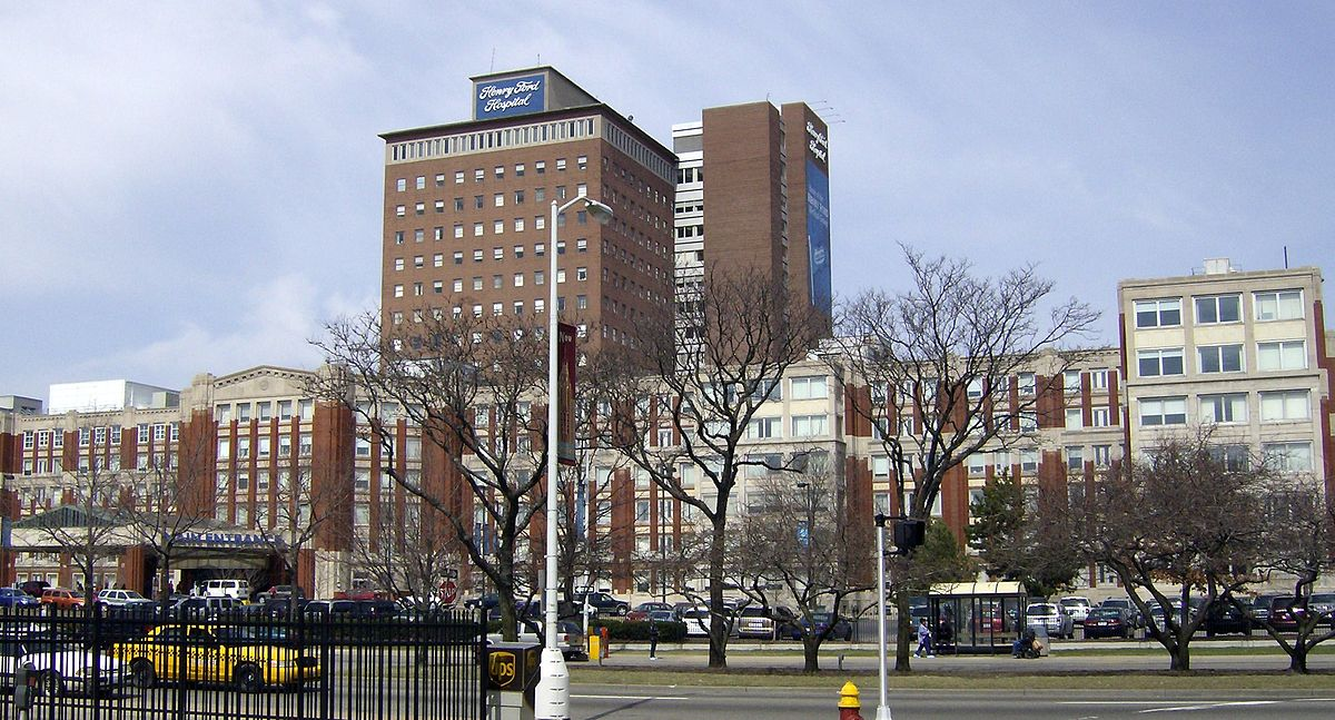 Henry Ford Hospital - Wikipedia