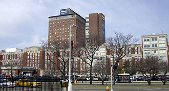 Henry Ford Hospital - Henry Ford Hospital in the late 2000s
