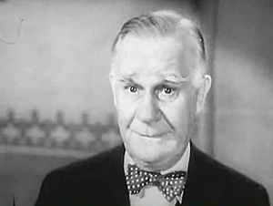 Henry Travers - Travers in The Bells of St. Mary's (1945)