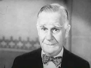 Henry Travers English actor