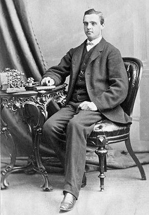 Henry Birks - Henry Birks in 1866
