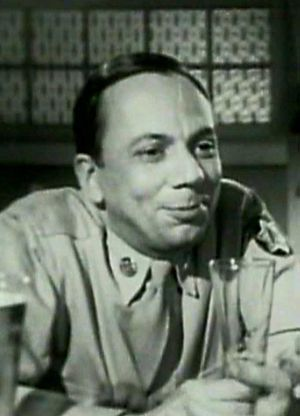 Henry Jones (actor) - Jones in The Lady Says No (1952)