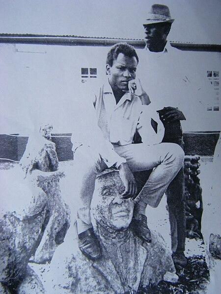 Archivo:Henry Tayali, Makere University, Uganda, late 60s.JPG
