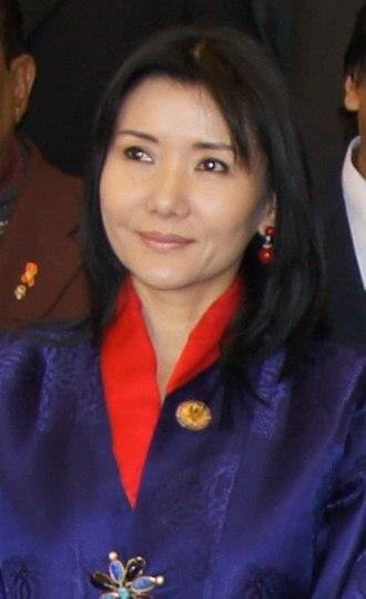 Sangay Choden - Queen Mother Sangay Choden Wangchuck.