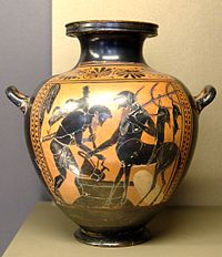 Herakles Pholos Louvre MNE940