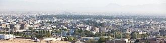 Herat - Image: Herat in 2009