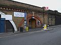 Herne Hill stn east entrance.JPG