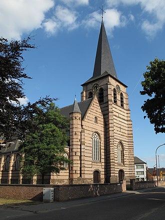 Herselt - Image: Herselt, kerk foto 6 2009 08 30 17.35