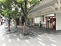 Higashi-ginza-station-Exit3.jpg