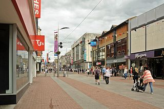 High Street, Southend-on-Sea, England.JPG