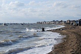 Thorpe Bay Human settlement in England