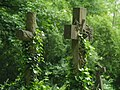 Highgate cemetery (east) - geograph.org.uk - 828527.jpg