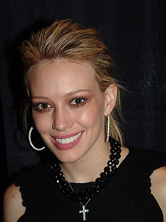 Hilary Duff - Duff in 2005