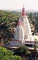 Hindu temple in Hyderabad (6676745351).jpg