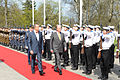 His Majesty the King of Spain Juan Carlos I and Estonian President Toomas Hendrik Ilves (3501085714).jpg