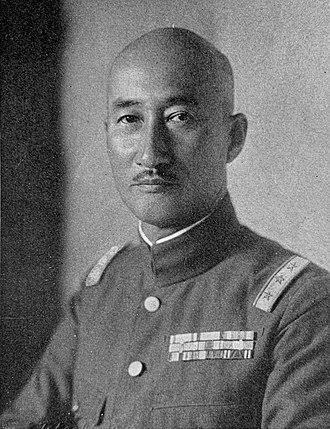 Hisaichi Terauchi - Japanese General Count Terauchi Hisaichi, 1930s