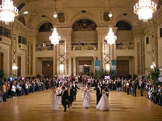 Cotillion Wikimedia disambiguation page