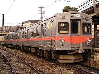 Hokuriku Railroad Ishikawa Line railway line in Japan