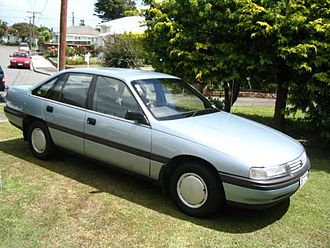 Holden Commodore (VN) - New Zealand specification Commodore Berlina, badged as Executive (1988–1990)