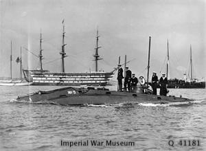 HMS Holland 5 - Image: Holland 3 1902 IWM Q 041181