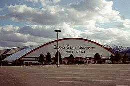 Holt Arena, Idaho State University, Pocatello, Idaho.jpg
