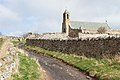 Holy Island, Path from Shore to Church - geograph.org.uk - 1725750.jpg