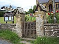 Holy Trinity Church, Boltby - Gate - geograph.org.uk - 516873.jpg