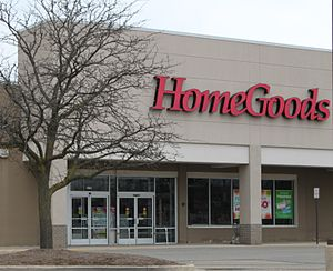 HomeGoods - Image: Home Goods store Ypsilanti